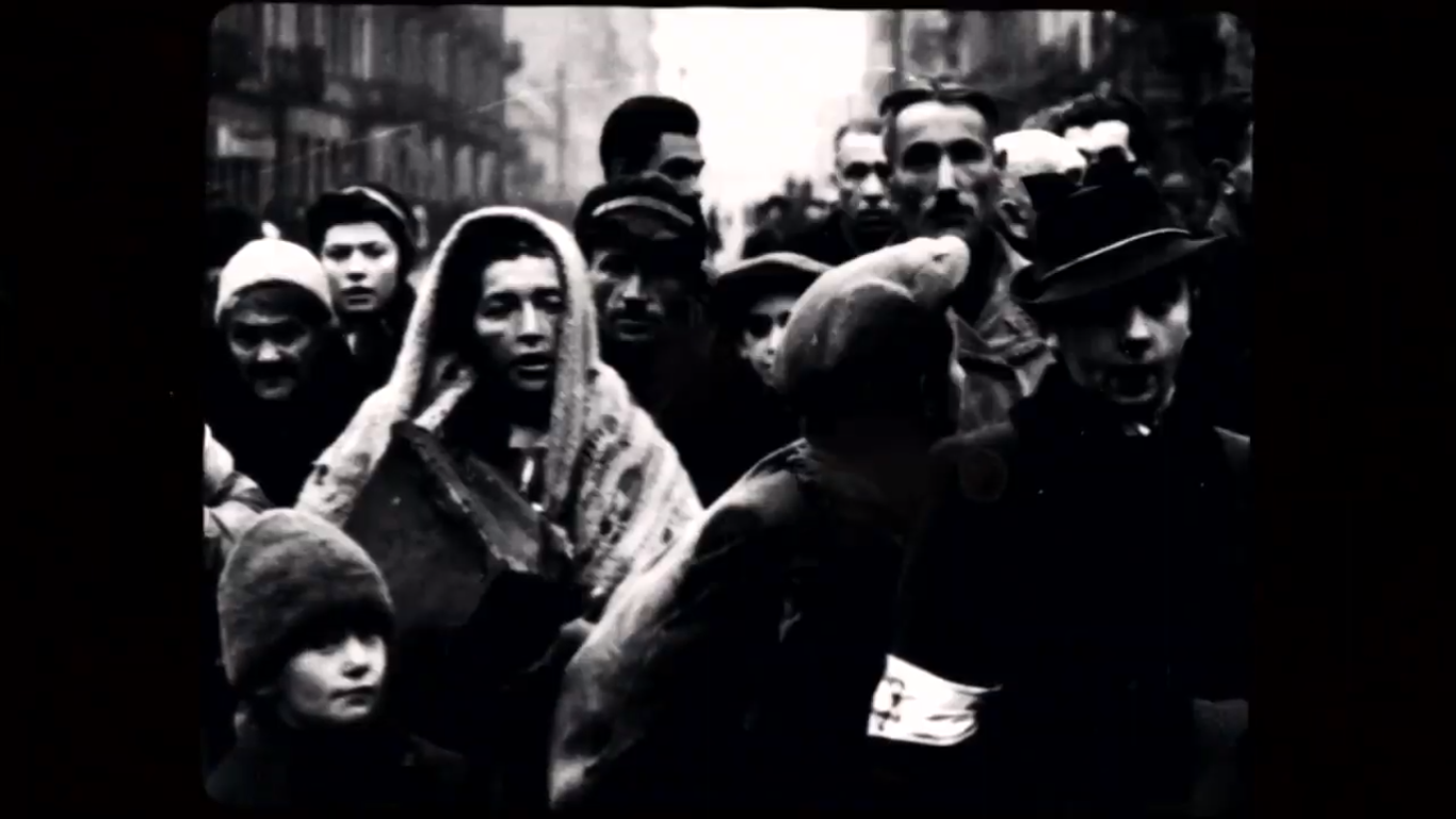 Kadr filmowy Paszporty Paragwaju, reż Robert Kaczmarek
