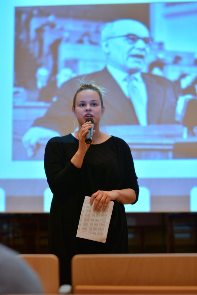 Shalom Polin 2018 - Anna Balkiewicz fot. M.Wagner