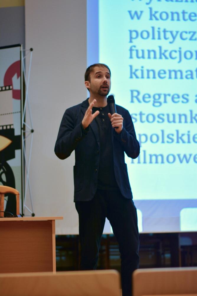 Shalom Polin 2018 - dr Piotr Kurpiewski fot. M.Wagner