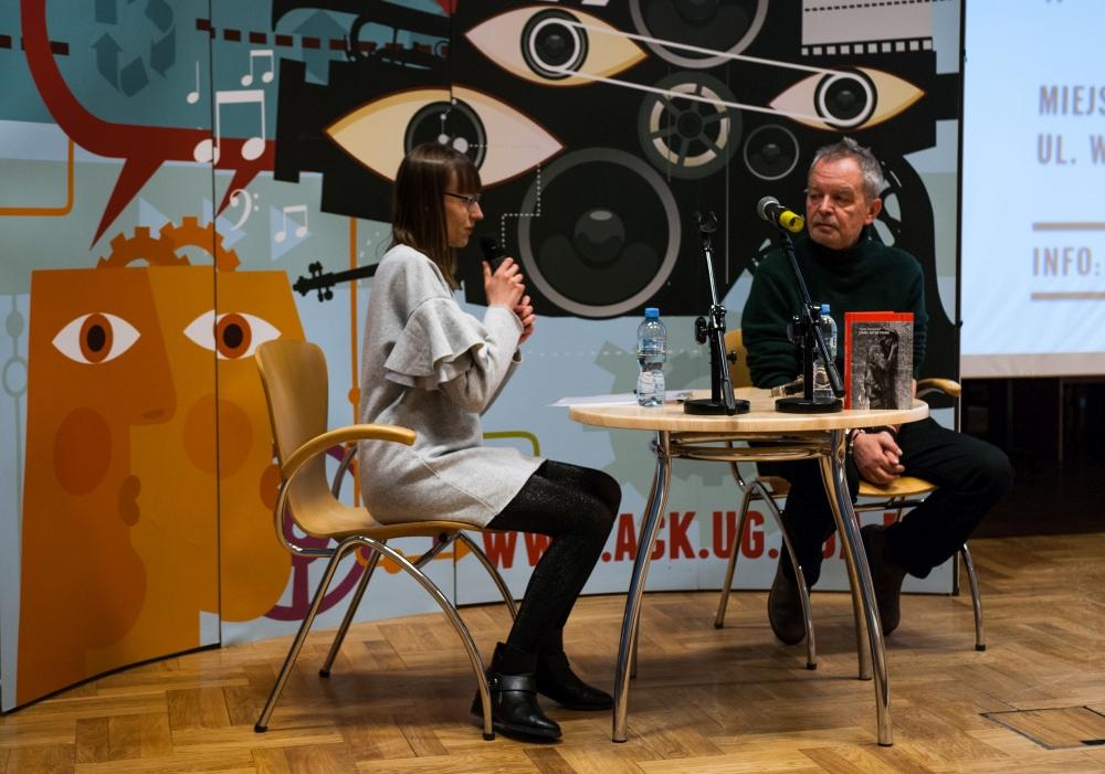 Shalom Polin 2018 - spotkanie z Pawłem Smoleńskim fot. Katarina Lukina