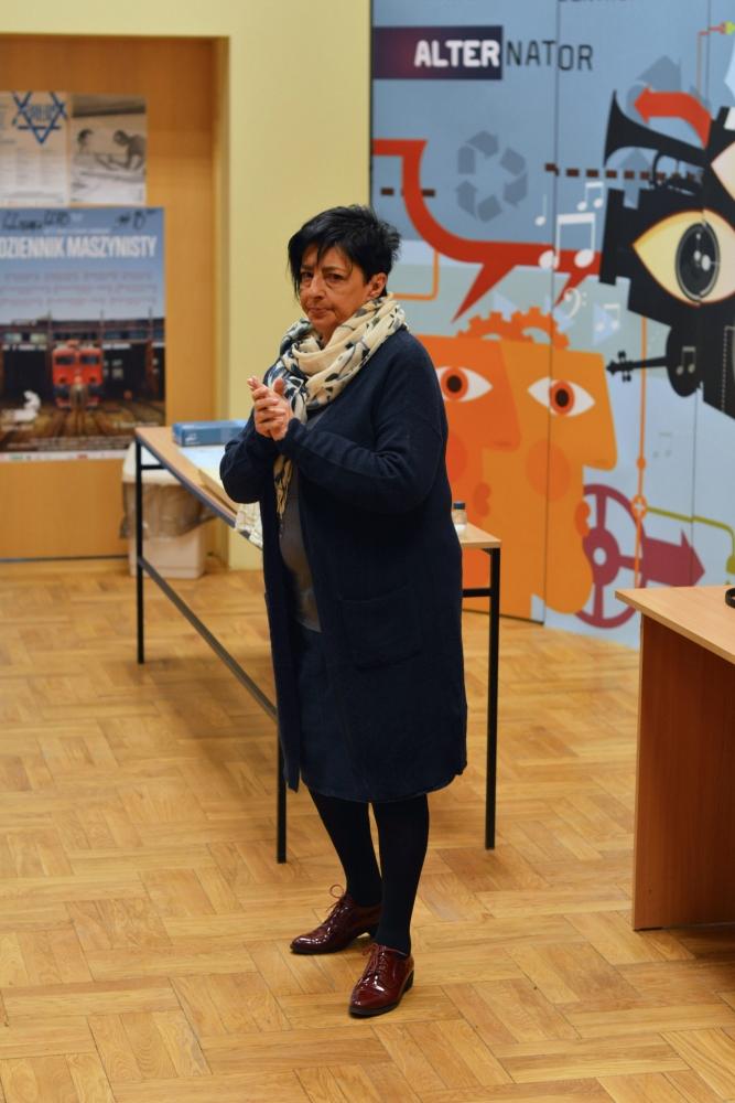 Shalom Polin 2018 - warsztaty kulinarne - Katarzyna Mazurkiewicz fot. Martyna Wagner