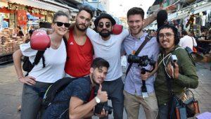 Film Jerusalem Workshop