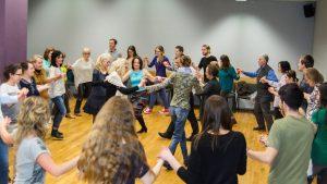 taniec izraelski - Warsztaty