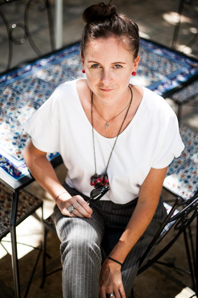 Adriana Bialik - producentka Jerusalem In Between, reż. Pietro Pinto